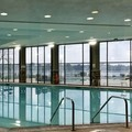 Swimming pool at Radisson Hotel Grand Island Niagara Falls Ny