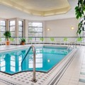 Swimming pool at Radisson Hotel Kitchener