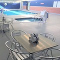 Swimming pool at Radisson Hotel La Crosse