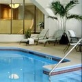 Swimming pool at Radisson Hotel Milwaukee West