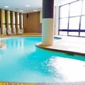 Swimming pool at Radisson Hotel Toronto East