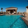 Swimming pool at Radisson Hotel Yuma