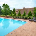 Swimming pool at Radisson Hotel of Freehold