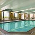 Swimming pool at Radisson Schaumburg