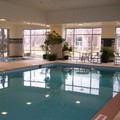 Swimming pool at Radisson on John Deere Commons Moline