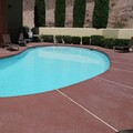 Swimming pool at Railroad Pass Hotel & Casino