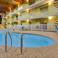 Swimming pool at Ramada
