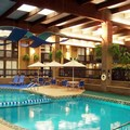 Swimming pool at Ramada Alpena