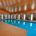 Swimming pool at Ramada Conference Center
