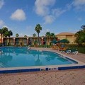 Swimming pool at Ramada Davenport Orlando South