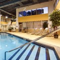 Swimming pool at Ramada East Carrier Circle