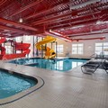 Swimming pool at Ramada Emerald Park / Regina East