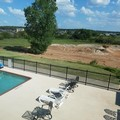 Swimming pool at Ramada Gatesville