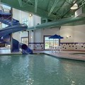 Swimming pool at Ramada High River