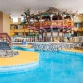 Swimming pool at Ramada Inn