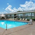 Swimming pool at Ramada Inn Houma