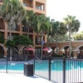 Swimming pool at Ramada Kissimmee Downtown Hotel