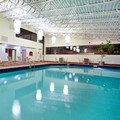 Swimming pool at Ramada Lafayette Conference Center