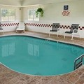Swimming pool at Ramada Limited & Suites