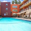 Swimming pool at Ramada Los Angeles Downtown West