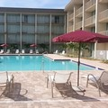 Swimming pool at Ramada Miami Airport North