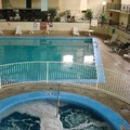 Swimming pool at Ramada Odessa Near University of Texas Permian