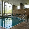 Swimming pool at Ramada Owensboro