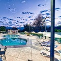 Swimming pool at Ramada Penticton Hotel & Suites