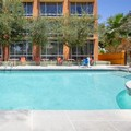 Swimming pool at Ramada Phoenix Midtown