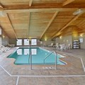 Swimming pool at Ramada Platte City Kci Airport