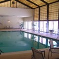Pool image of Ramada Plaza Conference Center Cranbury South Brunswick Nj