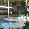 Swimming pool at Ramada Plaza Dayton