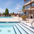 Swimming pool at Ramada Plaza Denver Central
