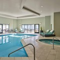 Swimming pool at Ramada Plaza Denver North