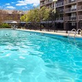 Pool image of Ramada Plaza Fayetteville Fort Bragg