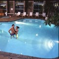 Swimming pool at Ramada Plaza Hotel & Conference Center