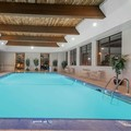Swimming pool at Ramada Plaza Hotel Hagerstown