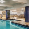 Swimming pool at Ramada Plaza Montreal