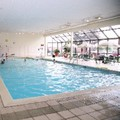 Swimming pool at Ramada Plaza Rochester Airport
