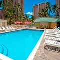 Swimming pool at Ramada Plaza Waikiki