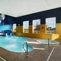 Swimming pool at Ramada Red Deer Hotel & Suites