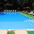 Swimming pool at Ramada Wayne Fairfield Area