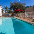 Swimming pool at Ramada Zephyrhills