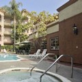 Swimming pool at Ramada by Wyndham South El Monte