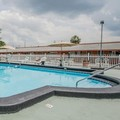 Swimming pool at Ranch House Inn & Suites