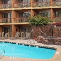 Swimming pool at Red Lion Hotel Boise Downtowner