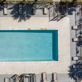 Pool image of Red Roof Inn Galveston Beachfront / Convention Cen