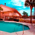 Swimming pool at Red Roof Inn Jacksonville Orange Park