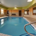 Swimming pool at Red Roof Inn Springfield Oh