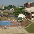Swimming pool at Red Roof Inn & Suites Terre Haute